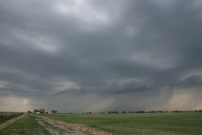 Stormchase: 21st May, 2009